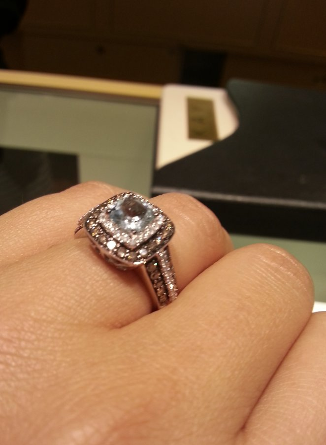 16 Stunning Alternatives To A Diamond Engagement Ring HuffPost