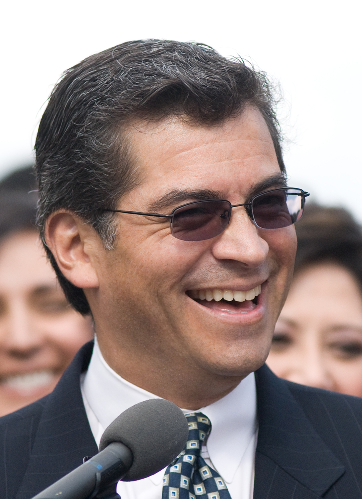 Xavier Becerra has represented central Los Angeles for 20 years, building a tight network of contacts in Washington. Today, a