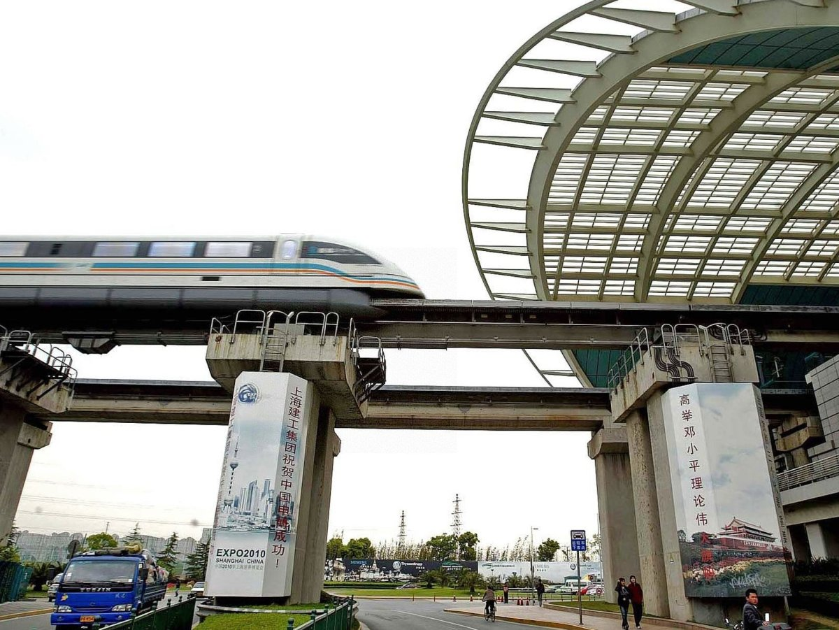 "<a href=""http://www.travelandleisure.com/articles/worlds-fastest-trains/9"">See More of the World's Fastest Trains</a><br><br>"