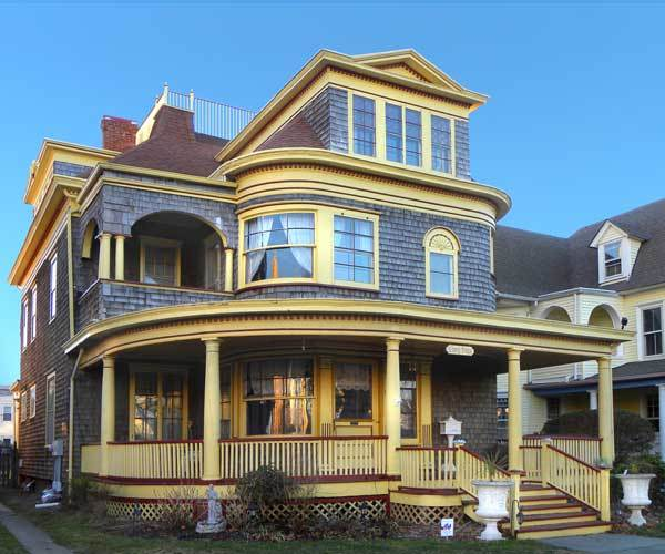 """Queen Anne, Gothic Revival, American Foursquare and Craftsman style homes can be found<a href=""""http://www.thisoldhouse.com/to"""