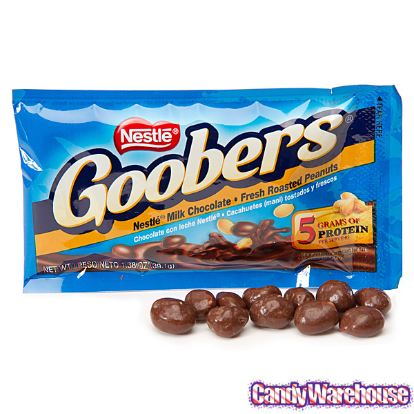 Chocolate and peanuts are both delicious. Somehow these manage to be completely unremarkable.