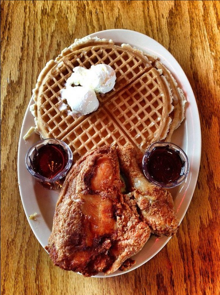 """<a href=""""http://www.travelandleisure.com/articles/americas-best-chicken-and-waffles/9"""" target=""""_hplink"""">See More of America's"""