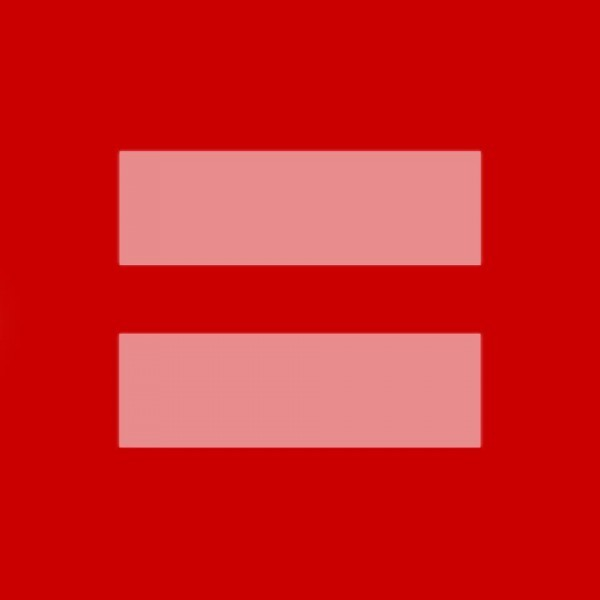 Rememebr when the Human Rights Campaign's symbol for equality took over your social networks? Bring it back with a simple red