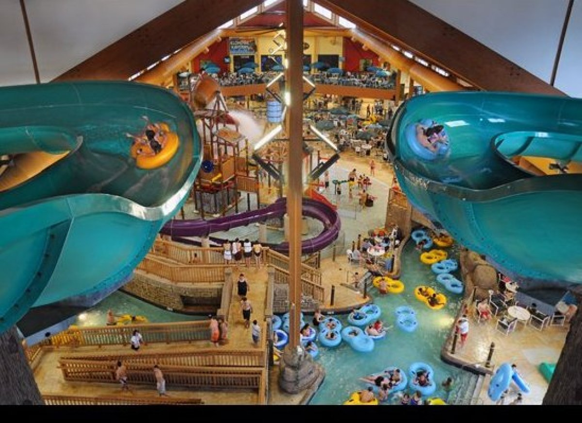"""See More of <a href=""""http://www.travelandleisure.com/articles/americas-coolest-indoor-water-parks/9"""">America's Coolest Indoor"""