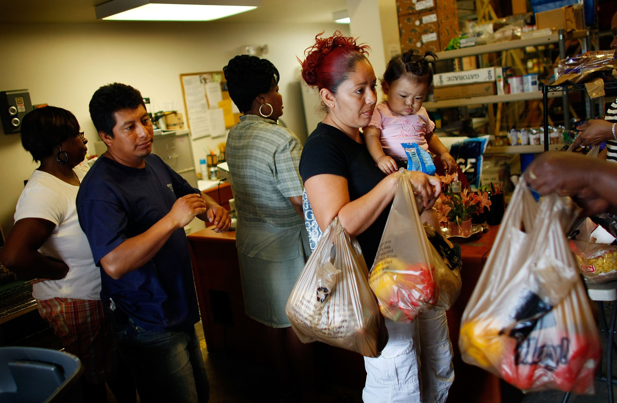Food bank distributor Feeding South Florida reaches 949,910 hungry residents -- the most of any such agency in the state -- b