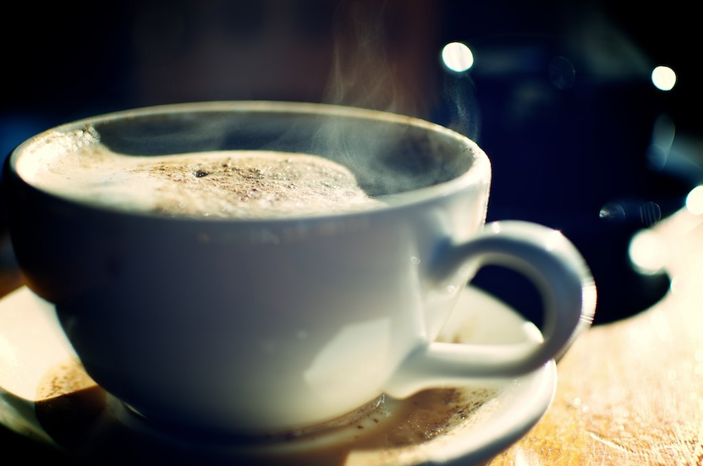 Whether you have coffee or tea, black or sweetened, that first morning sip can be a wonderful wakeup call. As the warmth fill