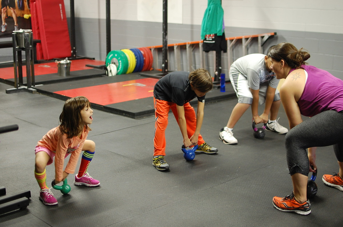We Tried It CrossFit For Kids