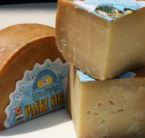 Paksi Sir, you little Croatian minx. You look pretty drab at the cheese counter with your not-particularly-lovely yellow-brow