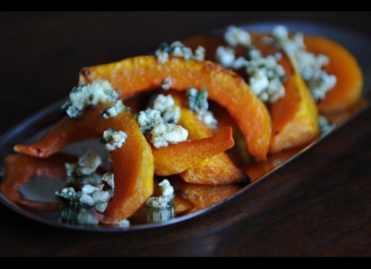 "<em><strong><a href=""http://food52.com/recipes/7374-caramelized-butternut-squash-wedges-with-a-sage-hazelnut-pesto"" target=""_"