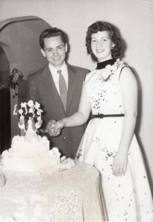At age twenty, Charles Manson married teenager Rosalie Willis. The marriage would last only two years.
