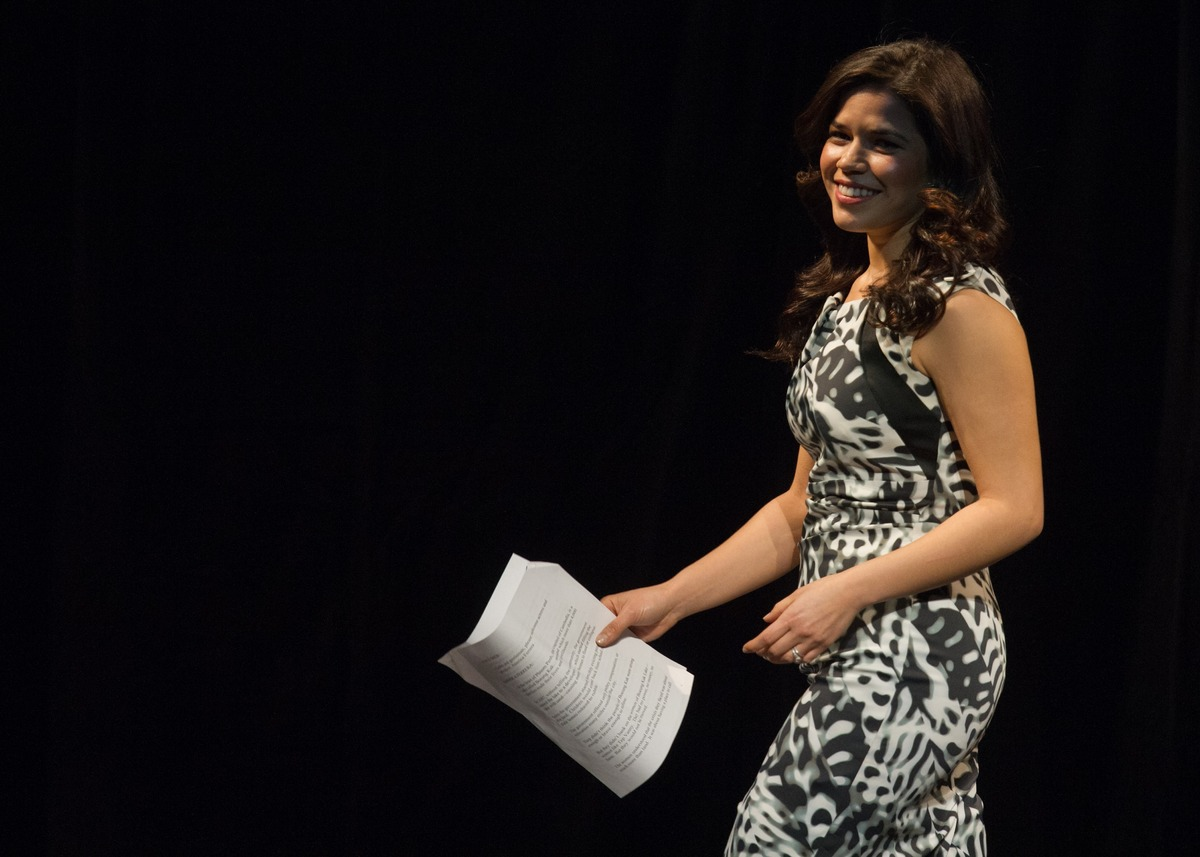 "<a href=""http://www.voxxi.com/latino-celebrity-role-models-look-up-to/#ixzz2hMMXqd6D"" target=""_blank"">America Ferrera</a> was"