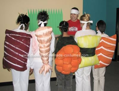 Group costume ideas that are cheap easy and totally diy for via coolest homemade costumes solutioingenieria Images