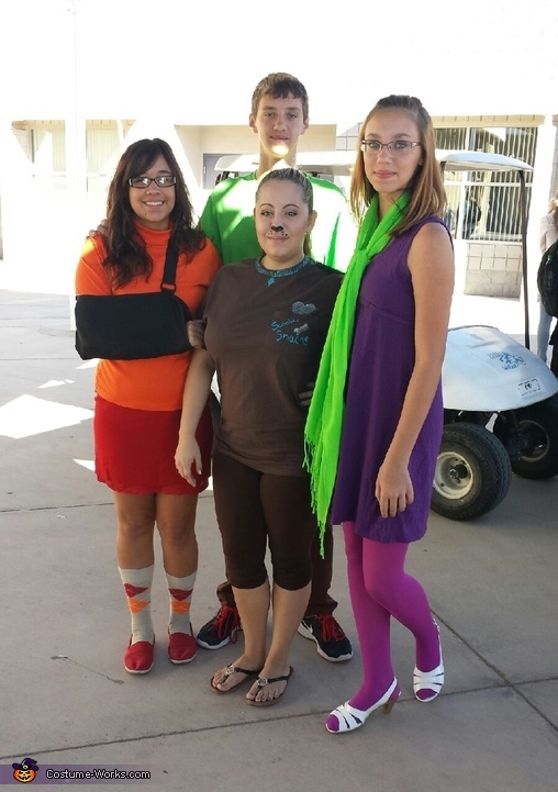 Group Costume Ideas That Are Cheap Easy And Totally Diy