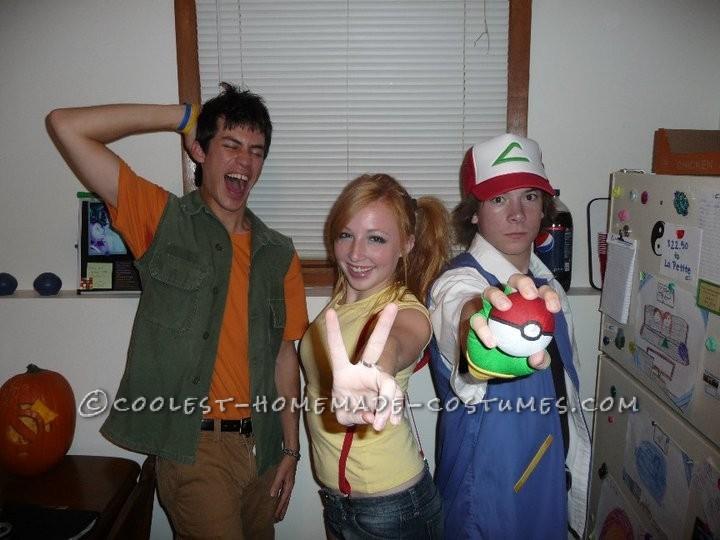 Dynamic Trio Costume Ideas