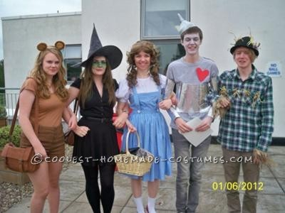 Group Costume Ideas That Are Cheap, Easy And Totally DIY For ...