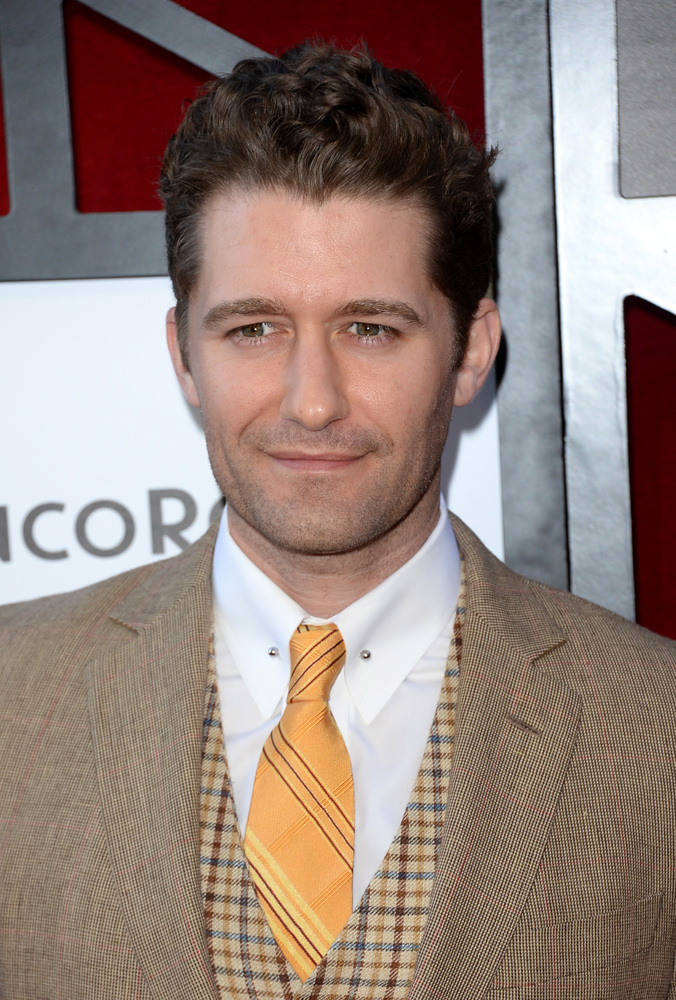 "Matthew Morrison has <a href=""http://www.accesshollywood.com/matthew-morrison-reveals-midwife-experience-i-delivered-two-babi"