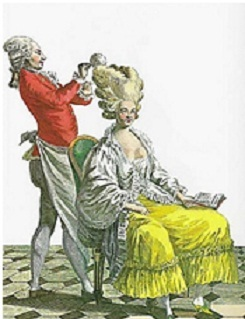 Leonard Autie unexpectedly received Princess Marie Antoinette's first request for an elaborate coiffure for the opera one eve