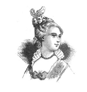 """Marie Antoinette's milliner, Mademoiselle Bertin, invented the <em>ques-a-co</em>, or """"what is it?"""" coiffure, becoming an imm"""