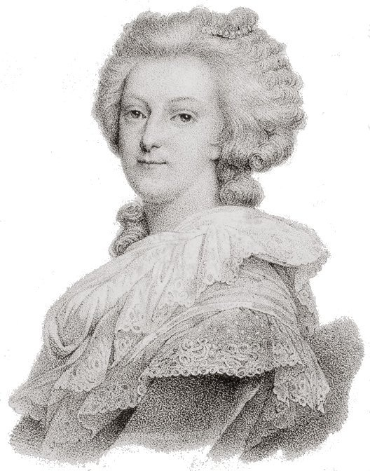 By the time Queen Marie Antoinette had given France its first heir to the throne, she was threatened by the increasing loss
