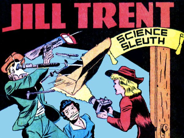 Image result for jill trent science sleuth
