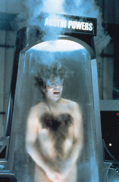 The rumours about Walt Disney being cryogenically preserved are false, but the process of giving death the cold shoulder is f