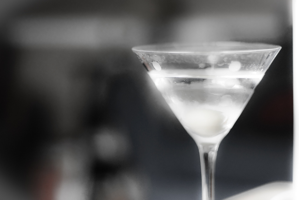 If you order a dry martini it means that you'd like less vermouth in your cocktail. A very dry martini would contain little t