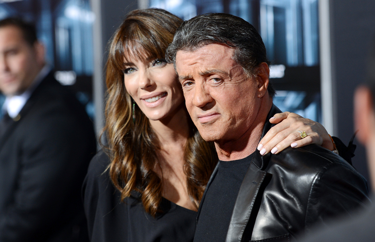 """Rocky"" star Sylvester Stallone and third wife Jennifer Flavin have <a href=""http://www.tmz.com/person/jennifer-flavin/"" targ"