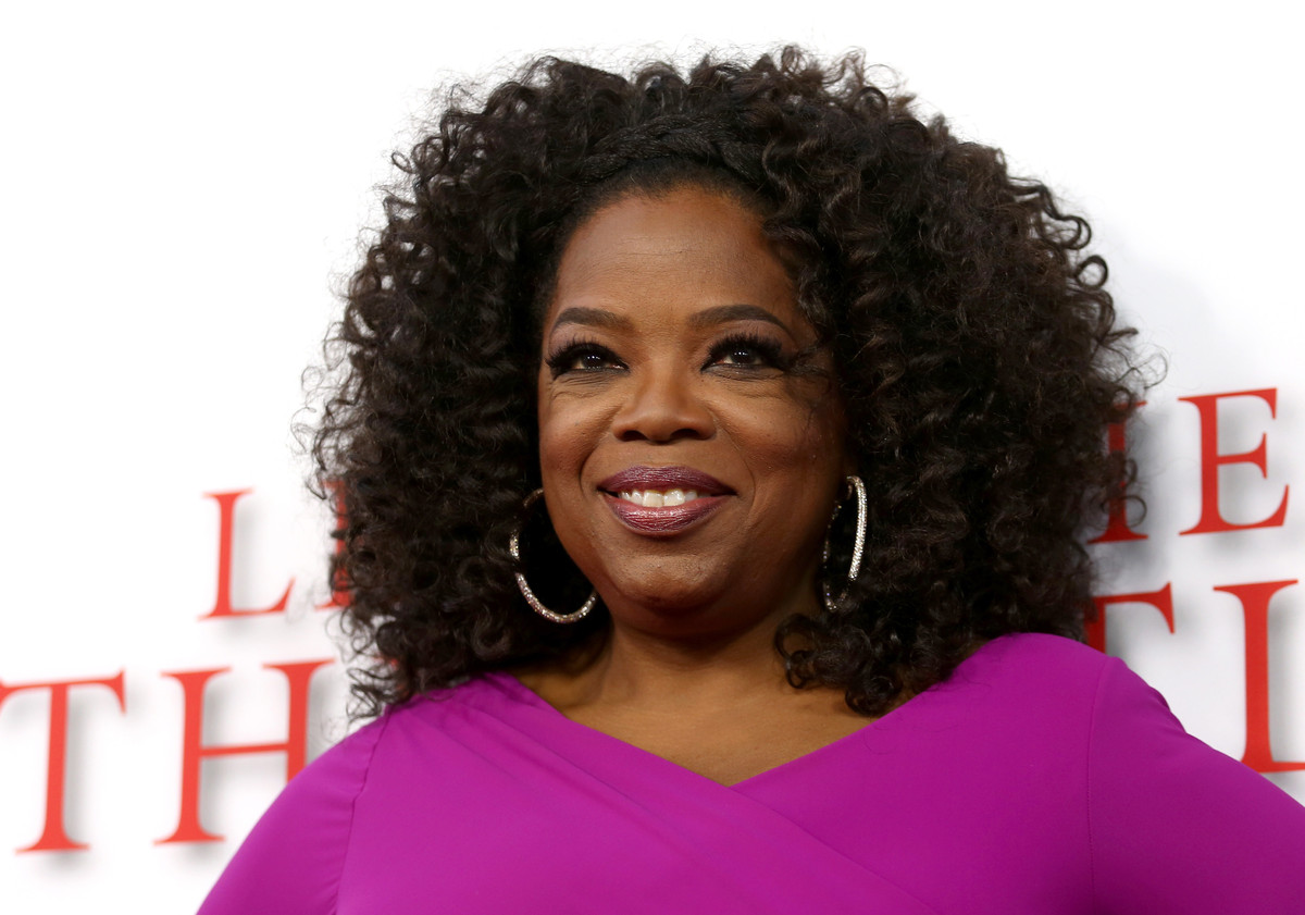 During an interview with Entertainment Tonight, Winfrey was asked if she had personally experienced racism. She responded wit