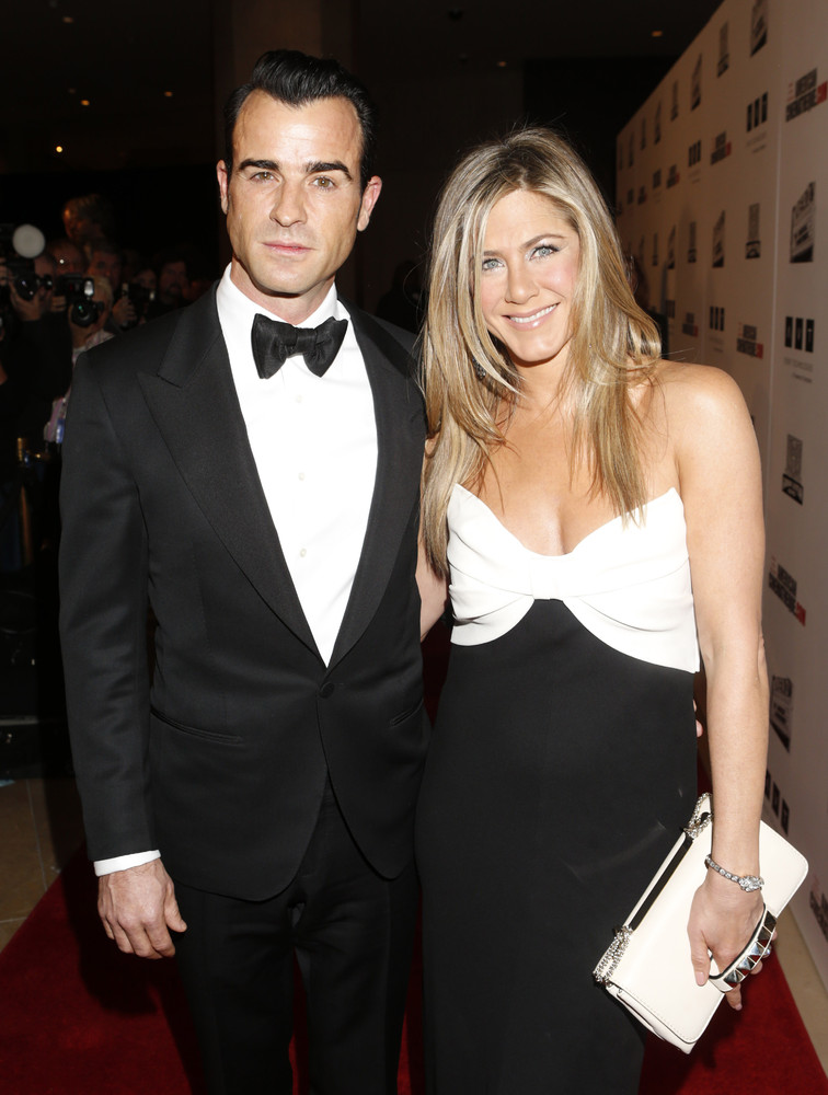 "Justin chose a special day to pop the question to Jen: his 41st birthday, on Aug. 10, 2012. <a href=""http://www.usmagazine.co"
