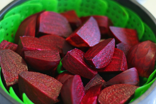 "Beets are a great source of <a href=""http://www.fitday.com/fitness-articles/nutrition/healthy-eating/3-reasons-you-should-be-"