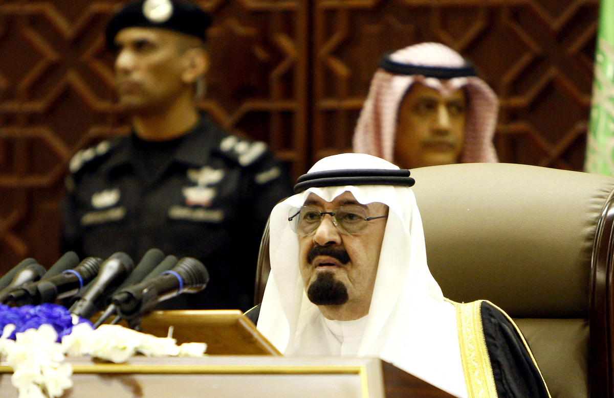 King Abdullah grants women right to vote and run in the 2015 municipal elections. The decision is hailed as a breakthrough, b