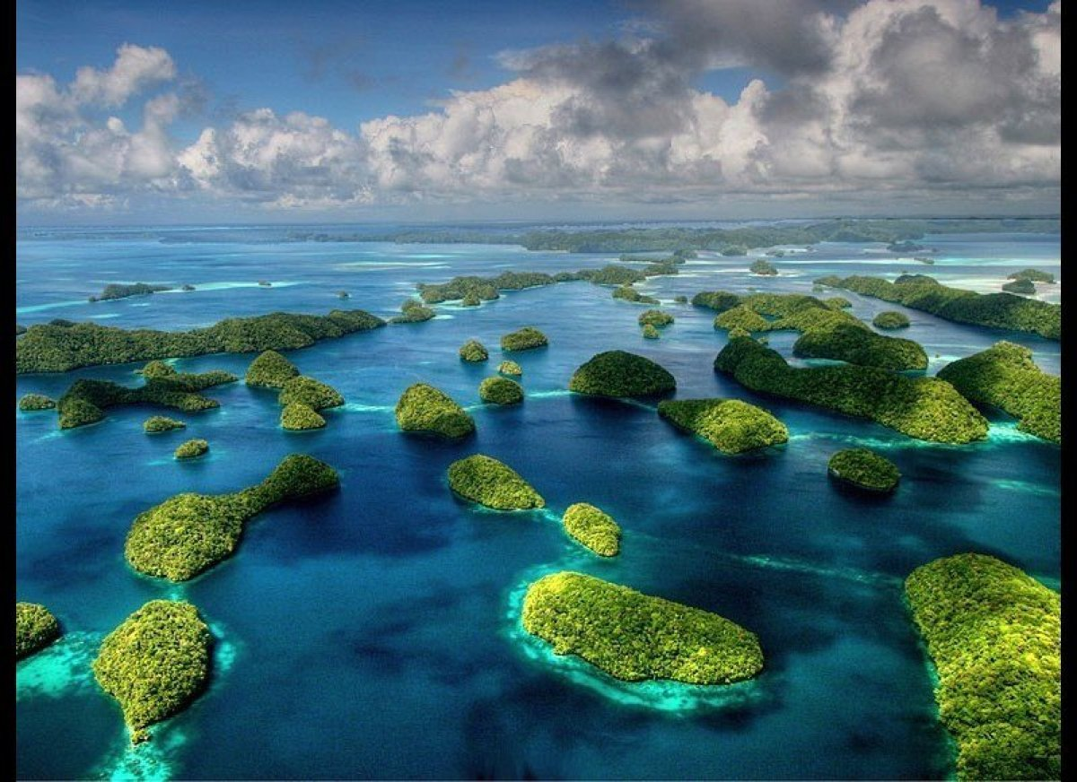 <em>SOUTH PACIFIC</em><strong>10.PALAU</strong>