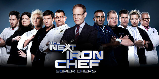 What I like about the show is that it separates the chefs from the TV personalities. For the most part, the chefs engaged at