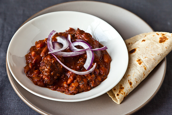 "<strong>Get the <a href=""http://food52.com/recipes/7880-short-rib-chili"" target=""_blank"">Short Rib Chili Recipe </a>by lastni"