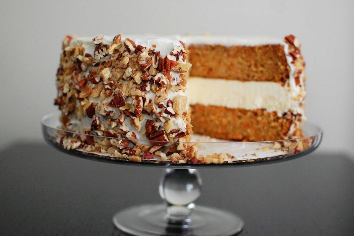 Carrot Cake Cheesecake Martha Stewart