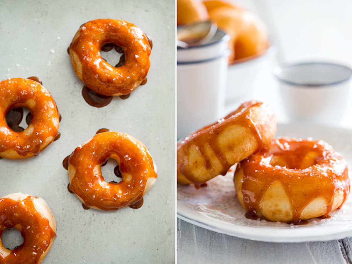 Best ever cake donut recipe