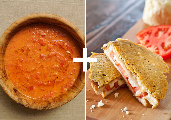 """<em>Get the <a href=""""http://food52.com/recipes/6819-cream-of-roasted-tomato-soup"""" target=""""_blank"""">Cream of Roasted Tomato Sou"""