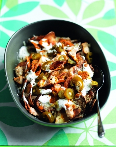 "<strong>Get the <a href=""http://www.parragon.com/us/lovefood/recipe-of-the-week/nachos-reinvented"">Nacho Fries recipe from Lo"