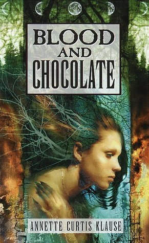 <em>Blood and Chocolate</em> by Annette Curtis Klaus is, on the surface, a novel about a female werewolf who falls in love wi