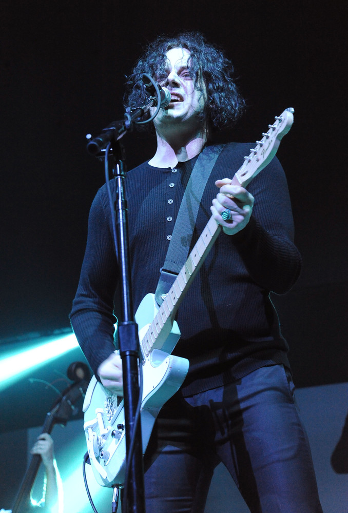 """Jack White was not pleased with the """"NPR convention"""" that greeted him at Radio City Music Hall in September. The singer lamba"""