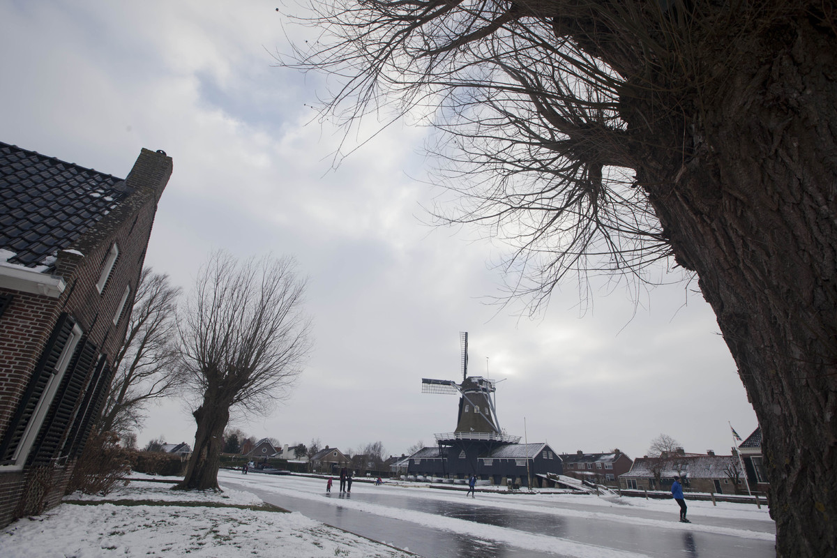Or this place in the northern Netherlands.   (AP Photo/Peter Dejong)