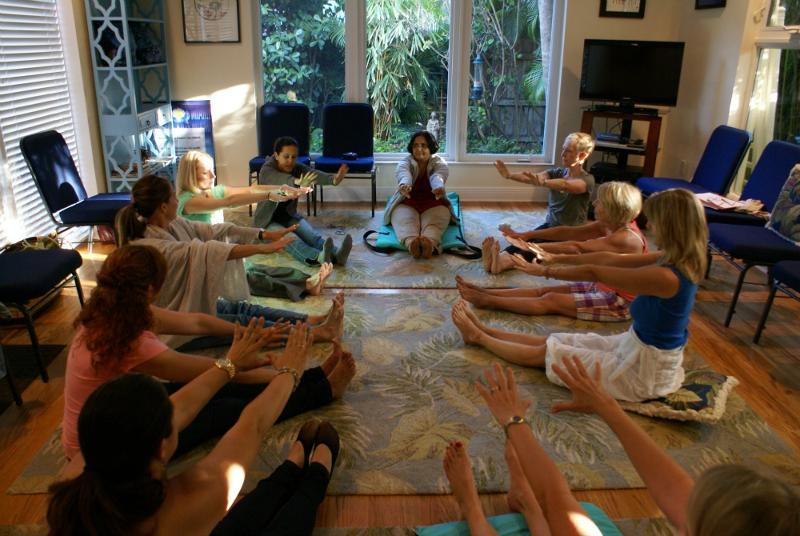 Teacher Training at Mindful Kids Miami.