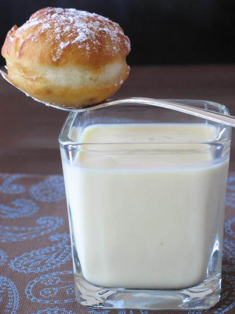 """<strong>Get the <a href=""""http://www.tarteletteblog.com/2007/12/sufganiyot-jelly-donuts-beignets.html"""">Raspberry Jam Sufganiyo"""