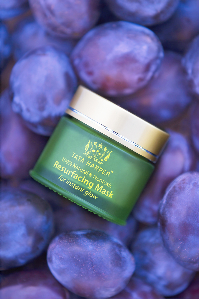 """To buy click <a href=""""https://www.tataharperskincare.com/limited-edition-wild-plum-resurfacing-mask"""" target=""""_blank"""">HERE</a>"""