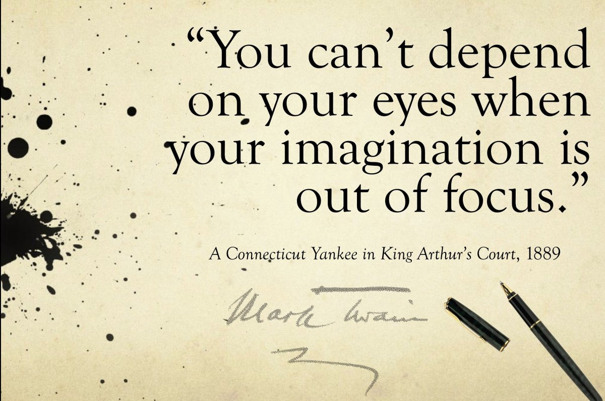 Mark Twain Quotes That's What He Said Quoting Mark Twain  Huffpost