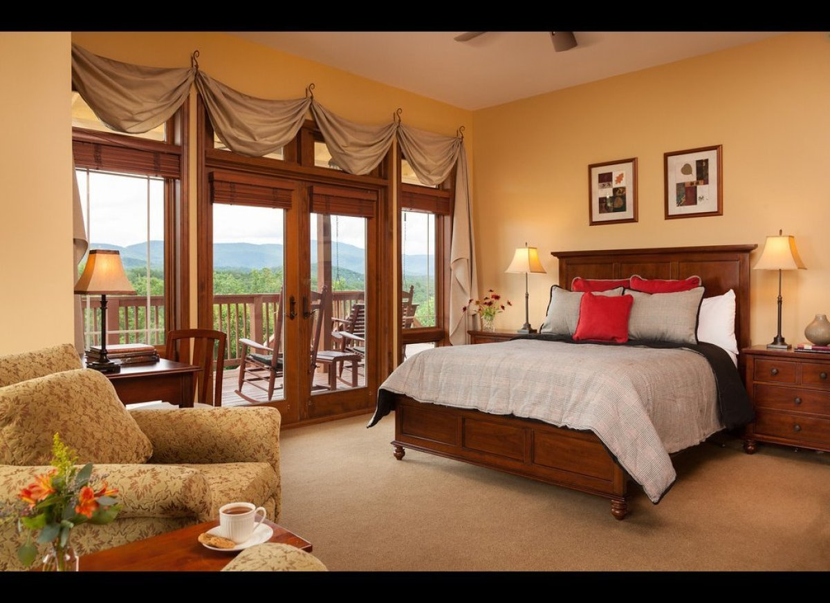 Guest Room 2 at Lucille's Mountain Top Inn & Spa.