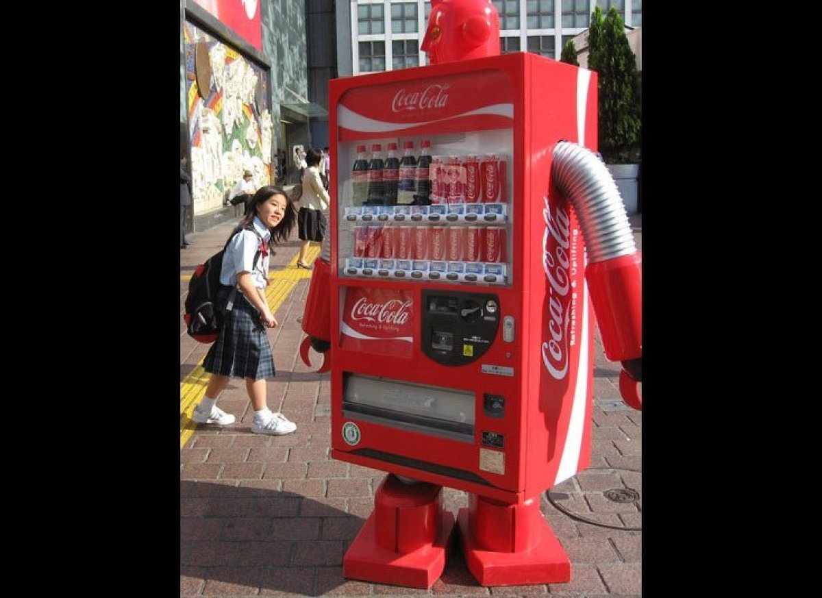 The vending machine, last resort of the truly desperate, is in the midst of a much-needed makeover. High-end vending is alrea