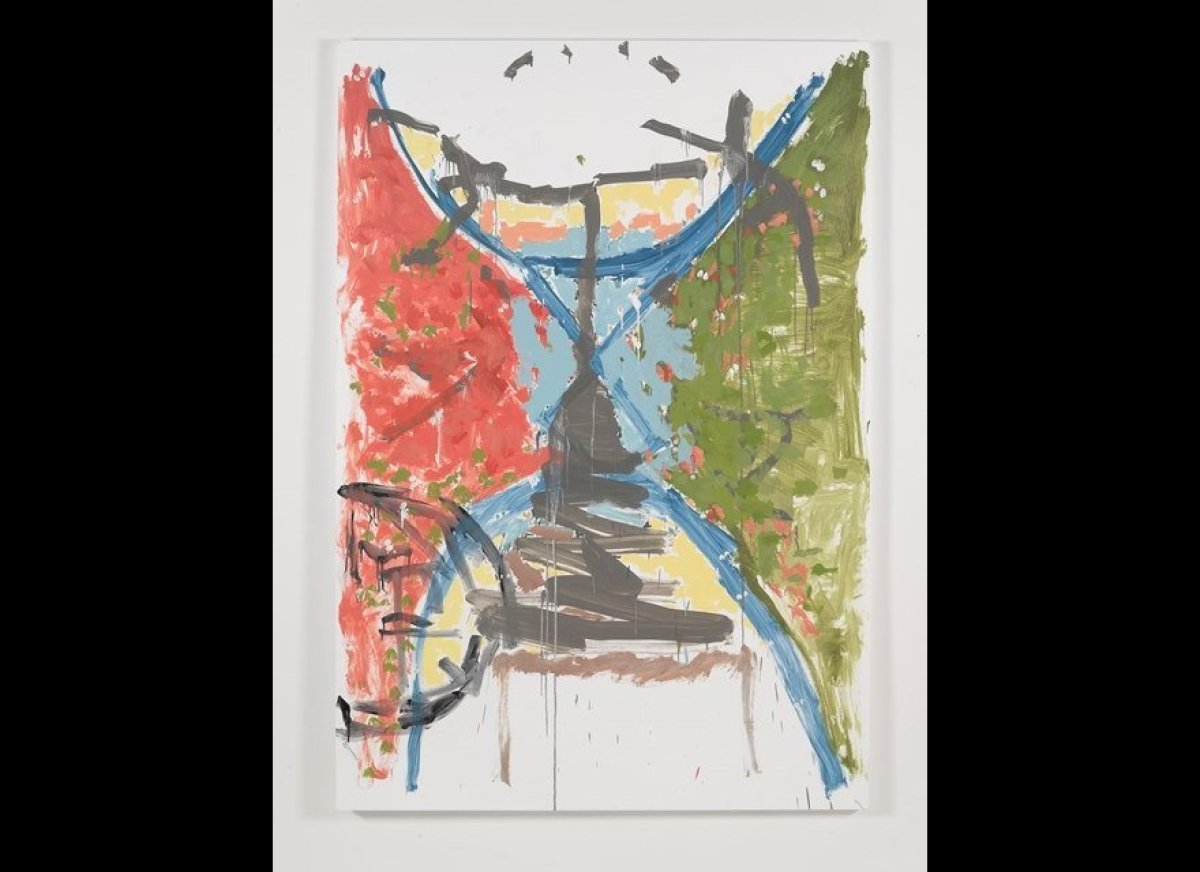 "Richard Aldrich. Courtesy of <a href=""http://www.bortolamigallery.com"" target=""_hplink"">Bortolami</a>."