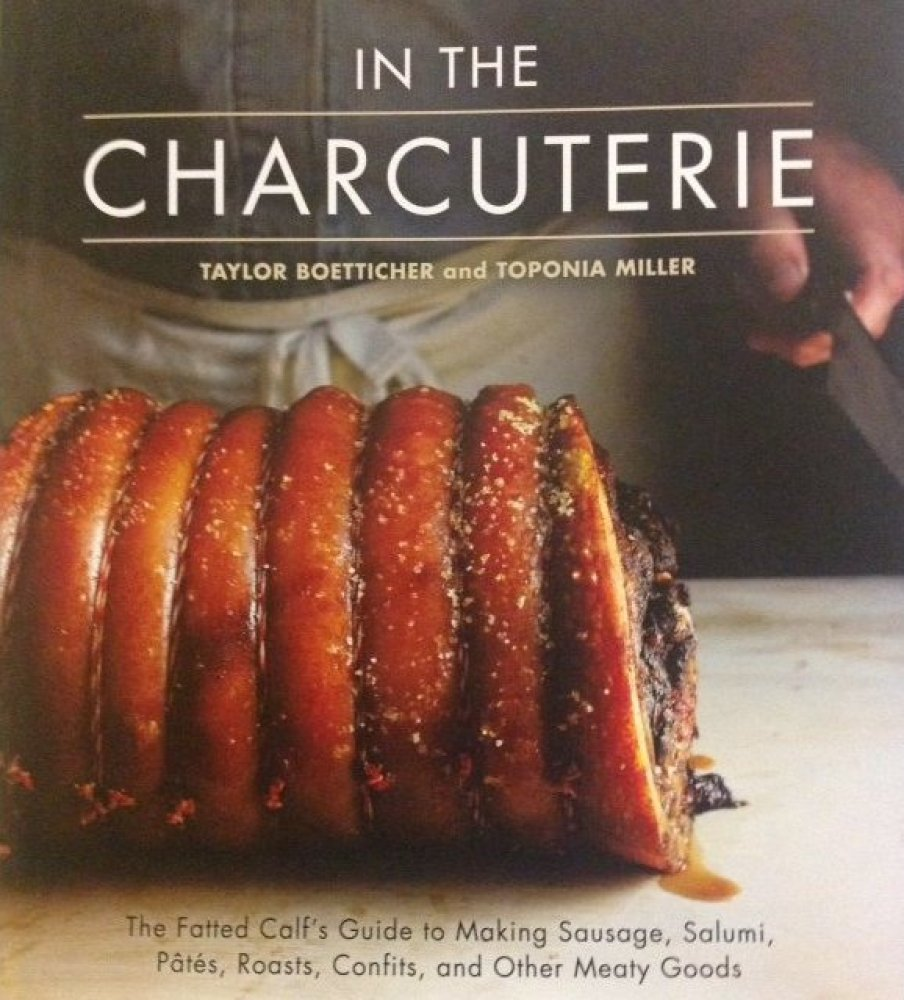 For your friend who already does everything, <em>In the Charcuterie</em> brings making your own food to a whole new level.