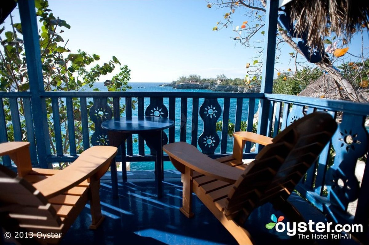 "Arguably Jamaica's most romantic escape (for adults only), <a href=""http://www.oyster.com/jamaica/hotels/the-caves/"" target="""
